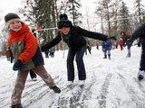 Eriko Ovčarenko/15min.lt nuotr./Pačiūžas lietuviai perka rečiau. Dauguma - tiesiog nuomojasi čiuožyklose.