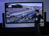 """Gizmodo.com nuotr./""""Panasonic"""" 152 colių 3D televizorius."""