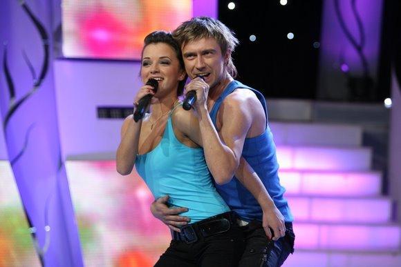Juliaus Kalinsko/15 minučių nuotr./Marius Jampolskis ir Irūna