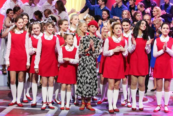 Eglė Jurgaitytė ir Vilniaus choras