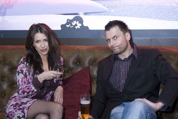 Viganto Ovadnevo nuotr./Alkas Paltarokas ir Sonia
