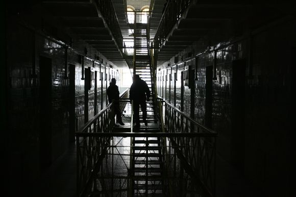 Kalėjimas (Asociatyvinė nuotr.)