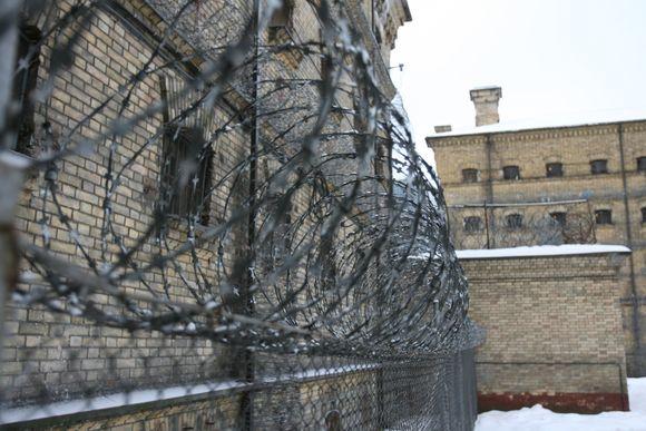 Pasivaikščiojimas po Lukiškių kalėjimą