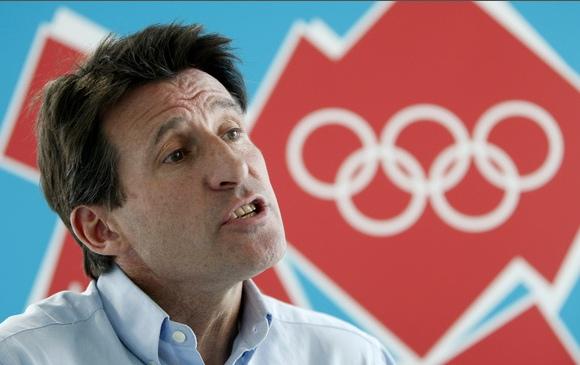Sebastianas Coe – Londono olimpinių žaidynių organizacinio komiteto vadovas