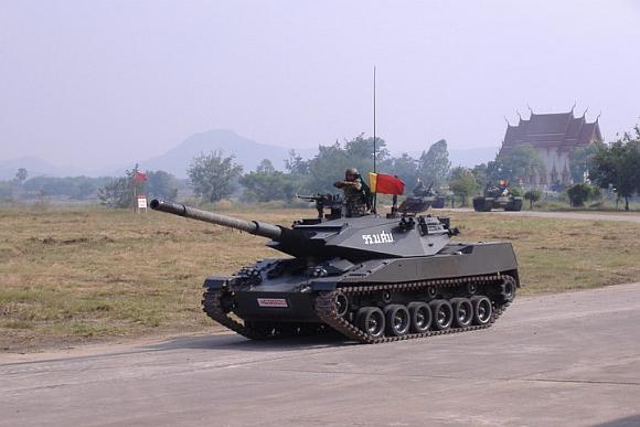 Tailando tankai