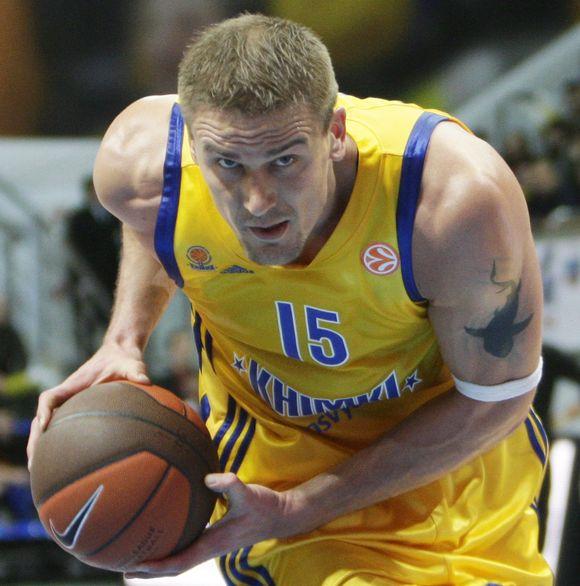 """R.Javtokas - vienas iš trijų naudingiausių pirmos """"Top-16"""" savaitės žaidėjų"""