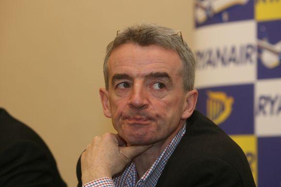"""""""Ryanair"""" vadovas"""