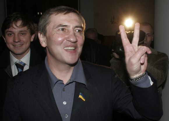 Kijevo meras Leonidas Černoveckis