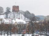 Andriaus Vaitkevičiaus/15min.lt nuotr./Žieminis Vilnius