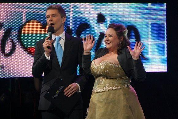 Juliaus Kalinsko/15 minučių nuotr./Atrankos į Euroviziją akimirkos