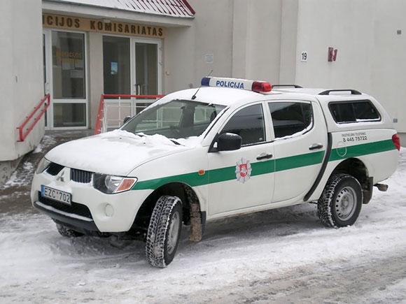 Kretingos policija
