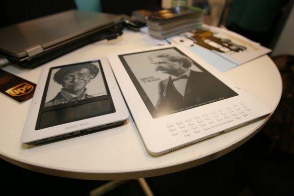 Į Lietuvą atkeliauja elektroninių knygų skaityklės
