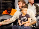 "AFP/""Scanpix"" nuotr./Cruzas su tėčiu Davidu Beckhamu"
