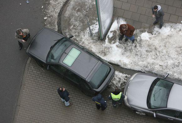 Automobilis su stoglangiu, sukėlęs ilgą diskusiją, kurios dalyviai taip ir nieko nesusitarė.