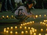 """""""Scanpix"""" nuotr./2006 m. Kinija minėjo 30-ąsias Tangshano žemės drebėjimo metines."""