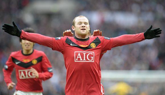 "W.Rooney išplėšė pergalę ""Manchester United"""