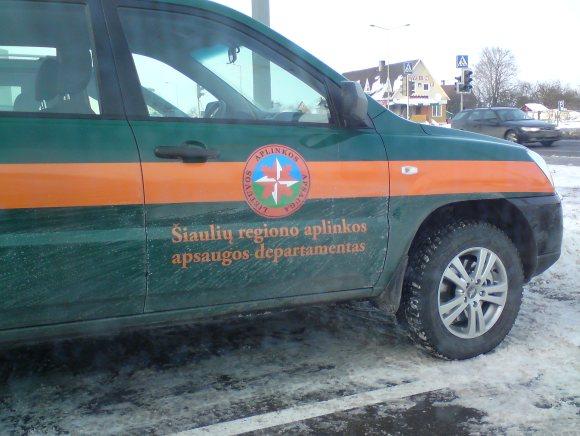 Aplinkos apsaugos agentūros visureigiai