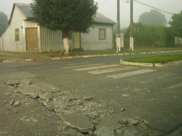 Gintės Marijos Gylytės /Žemės drebėjimas Čilėje, 2010 m.