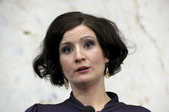 Švedijos Europos Sąjungos (ES) reikalų ministrė Birgitta Ohlsson