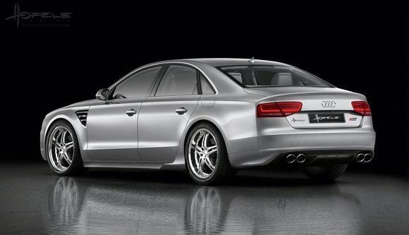 Hofele Design nuotr./Hofele Design Audi A8