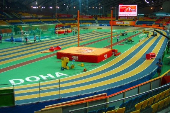 "Čempionato arena ""Aspire Dome"""
