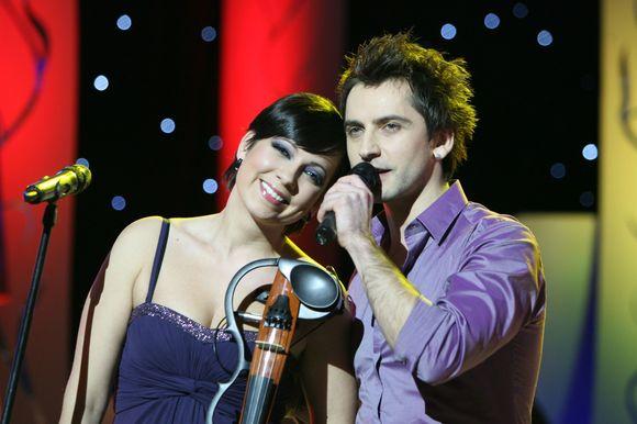 Aida Žiliūtė ir Alanas Chošnau