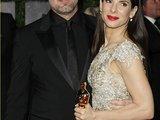 """""""Reuters""""/""""Scanpix"""" nuotr./Sandra Bullock ir Jesse'is Jamesas"""