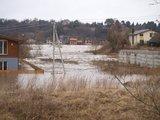 Skaitytojo T.Majausko nuotr. /Potvynis prie Kauno