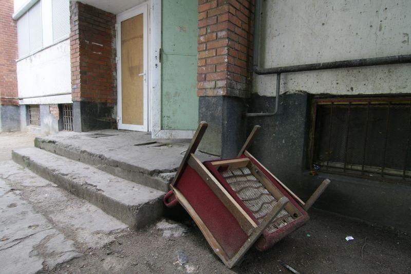 Bendrabutis Partizanų gatvėje nepasižymi saugumu ir švara