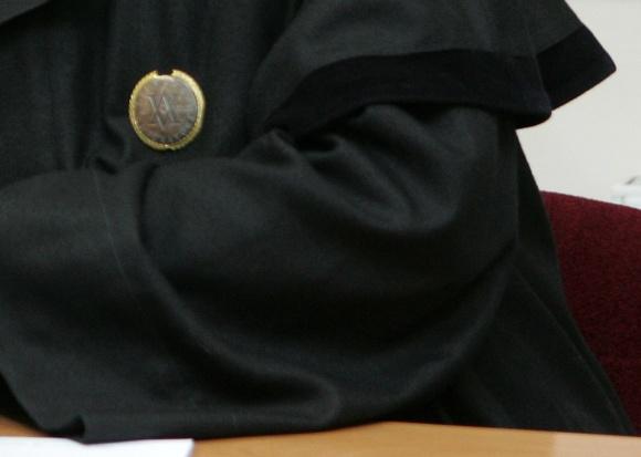 Advokato mantija