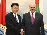 """Reuters""/""Scanpix"" nuotr./Xi Jinpingas ir A.Lukašenka"