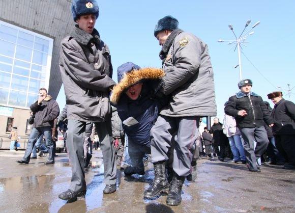 Scanpix nuotr./Baikalo gynėjų demonstracija