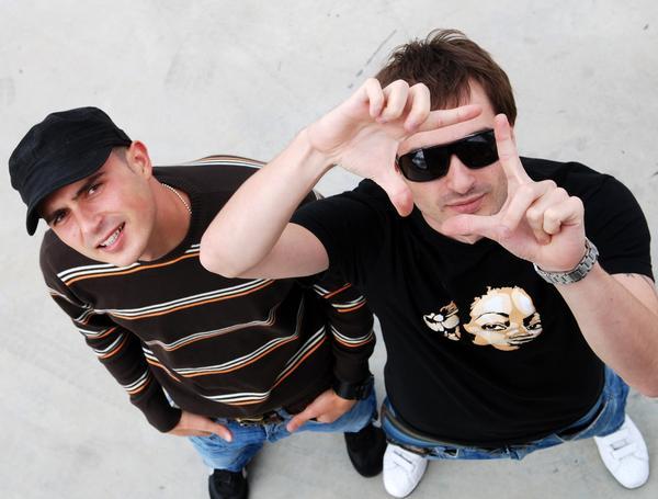 """Dabar """"Deep Inc"""" vadinami vienais iš lyderiaujančių Vilniaus underground house didžėjų."""