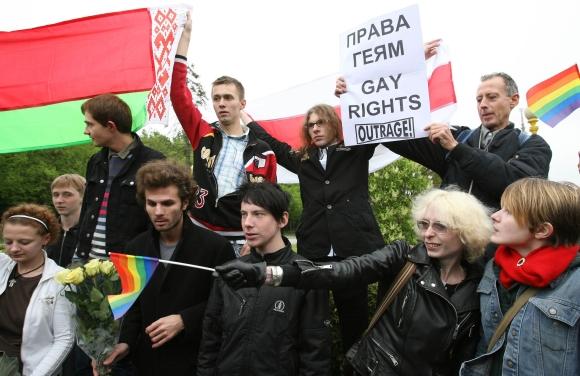 Baltarusijos homoseksualistai