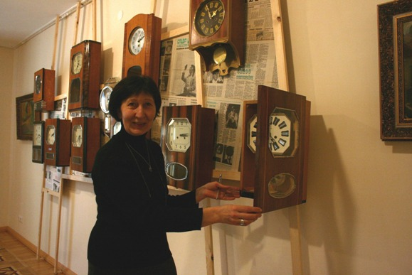 Laikrodžių muziejus šiemet jau sulaukė beveik trijų šimtų klaipėdiečių dovanotų laikrodžių. Anot muziejininkės Danos Menkutės, dalis jų pateks į ekspozicijas.