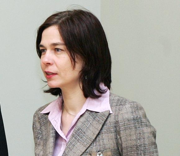 Švietimo ir mokslo viceministrė Nerija Putinaitė.
