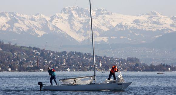 Reuters/Scanpix nuotr./Ežeras Ciuriche