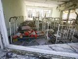 """""""Scanpix"""" nuotr./Buvęs vaikų darželis Černobylio radiacijos zonoje"""