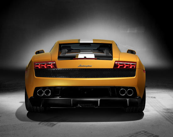 "Gamintojo nuotr./Pristatytas ""Lamborghini Gallardo LP 550-2"""