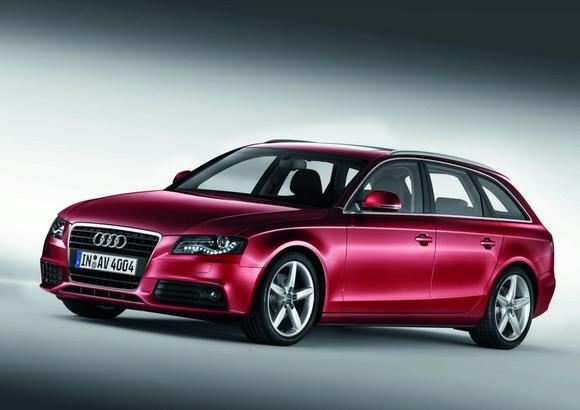 Gamintojo nuotr./Naujasis Audi A4 Avant  jau Ženevoje