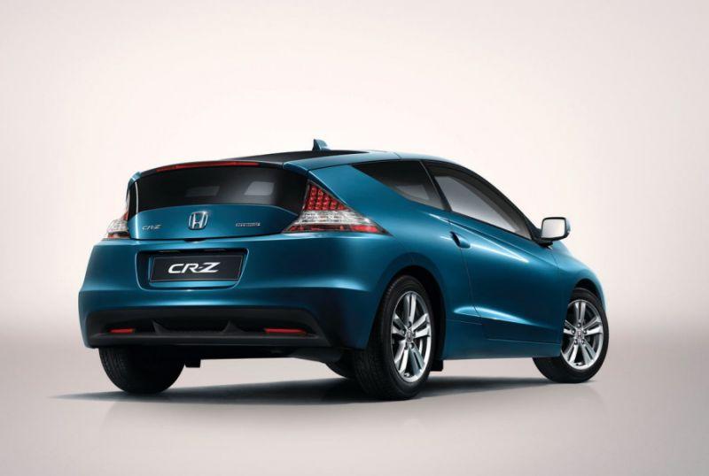 """""""Honda CR-Z"""" patraukė pirkėjų akį"""