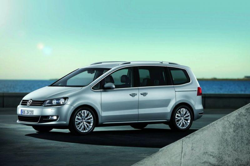 """Naujasis """"Volkswagen Sharan"""" tapo dar didesnis"""