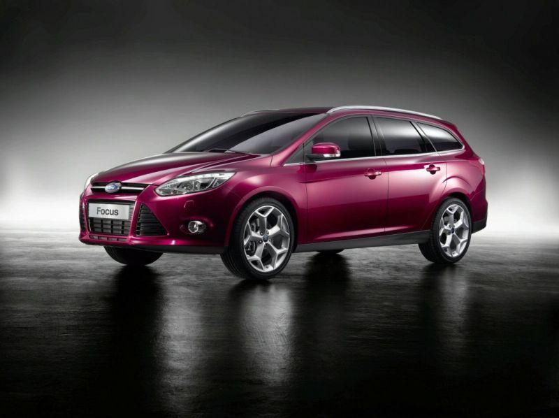 """Naujasis """"Ford Focus Wagon"""" – stilingas ir praktiškas"""