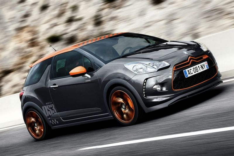 """Citroen DS3 Racing"" – 200 AG mažylis"