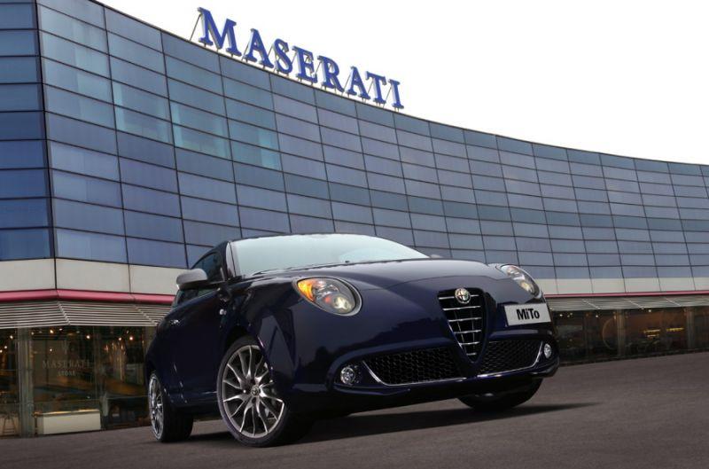 "Pakaitinis ""Alfa Romeo MiTo"" – ""Maserati"" klientams"