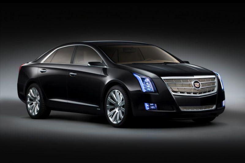 """""""Cadillac XTS Platinum"""" koncepcija – būsimasis markės flagmanas"""
