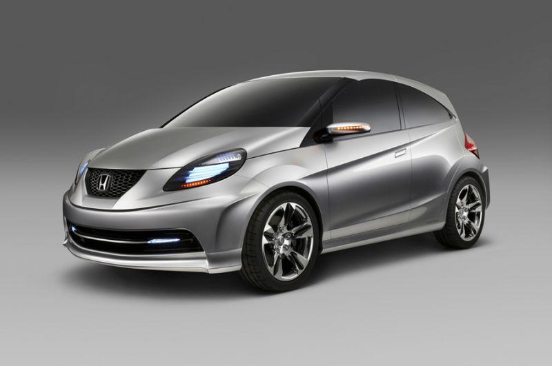 """""""Honda New Small"""" koncepcija – mažylis besivystančiai Azijai"""
