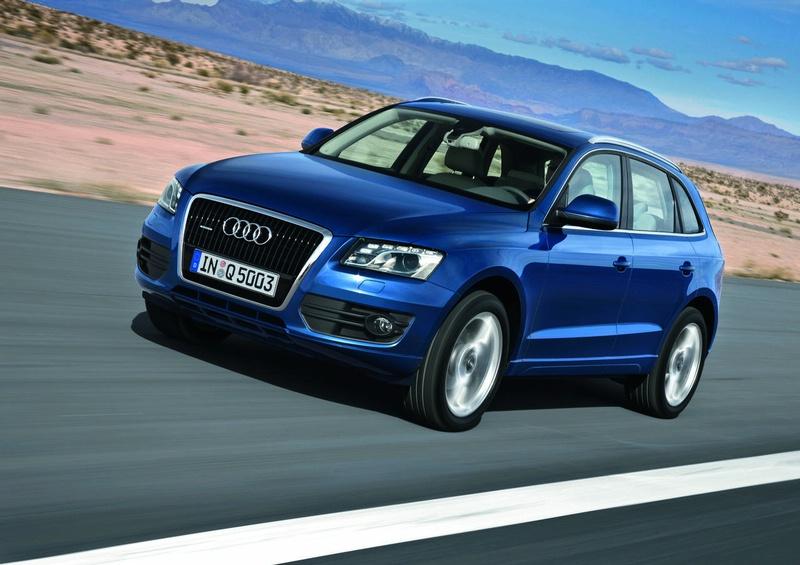 """""""Audi Q5"""" hibridas pasirodys 2010 m. pabaigoje"""