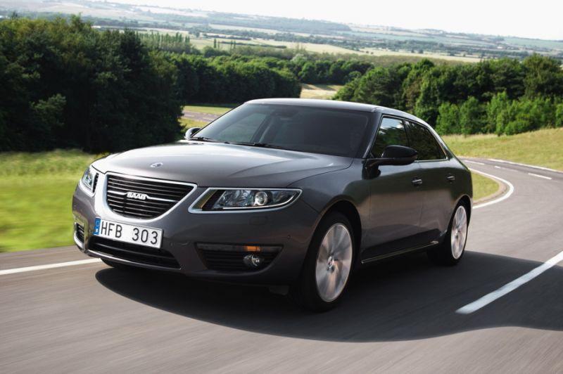 """Naujasis """"Saab 9-5"""" taps """"Buick"""" arba """"Opel""""?"""