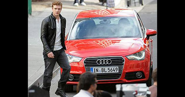 """Audi A1"" - pirmoji nuotrauka"
